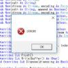 Selenium使用中にファイルのダウンロード処理が動かない場合に行った事(VB.Net)